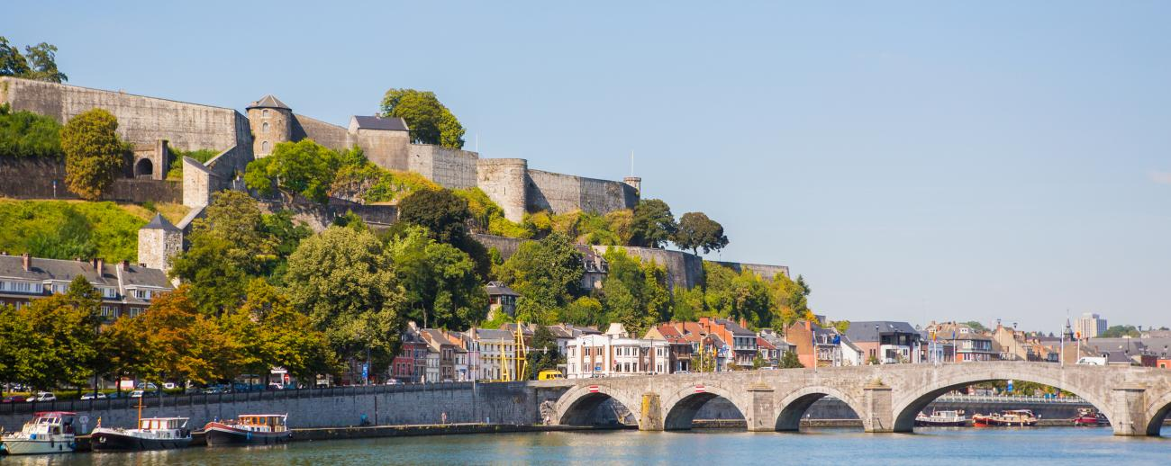 Découvrir Citadelle de Namur - Tourisme en Ardenne