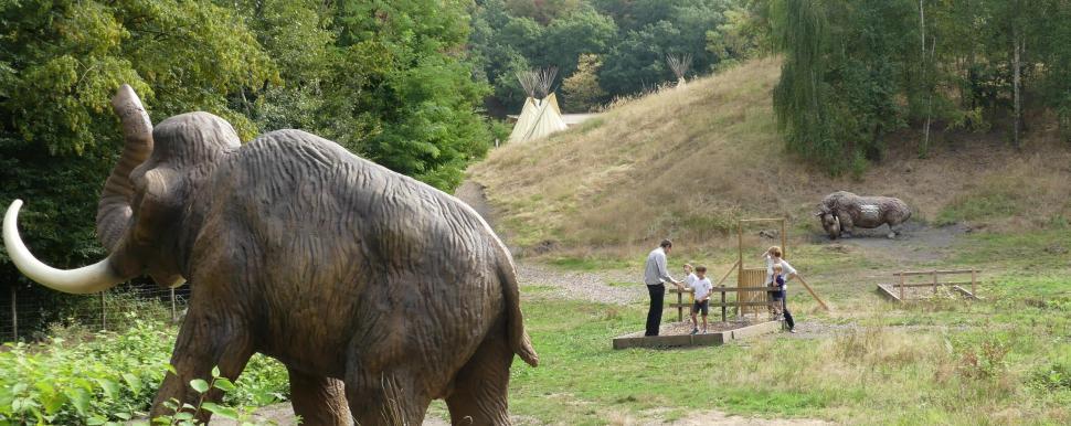 Préhistomuseum - En famille - Tourisme en Ardenne