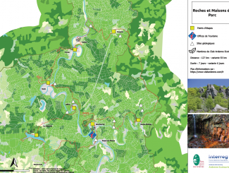 Randonnee Roches Et Maisons Du Parc Tourisme En Ardenne